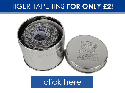 Tiger Tape Tins for ONLY £2!