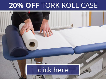 Save 20% OFF on Tork Couch Roll Case of 9