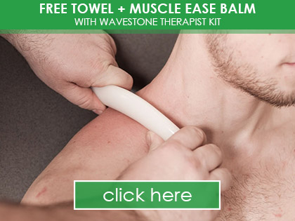 FREE Towel + Muscle Ease Balm worth £18!