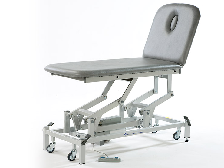 2 Section Therapy Couch