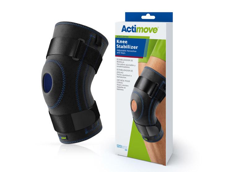 Actimove® Sports Edition Adjustable Knee Stabiliser