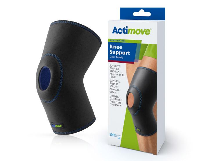 Actimove® Sports Edition Open Patella Knee Support