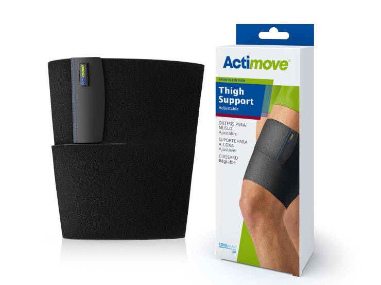 Actimove® Sports Edition Adjustable Thigh Support