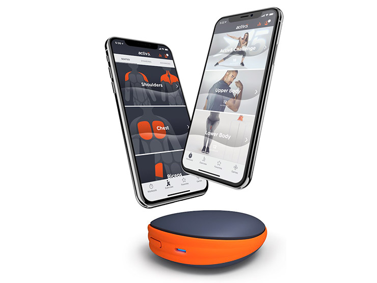 Activ5 Portable Workout Device
