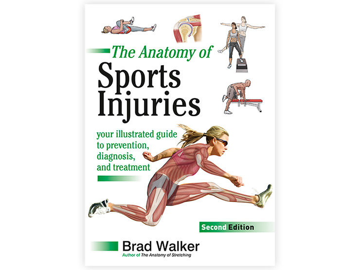 Anatomy of Sports Injuries 2nd Edition