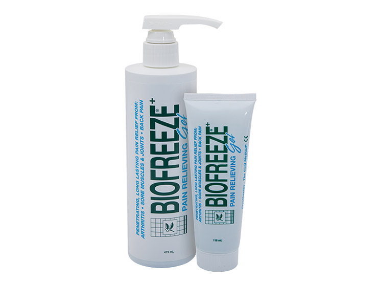 Biofreeze - Pain Relieving Gel