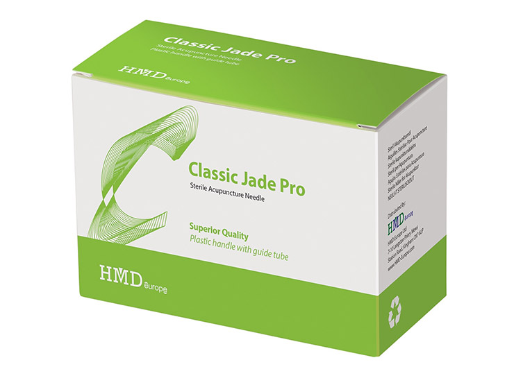 Classic Jade Pro Acupuncture Needles Pack of 100