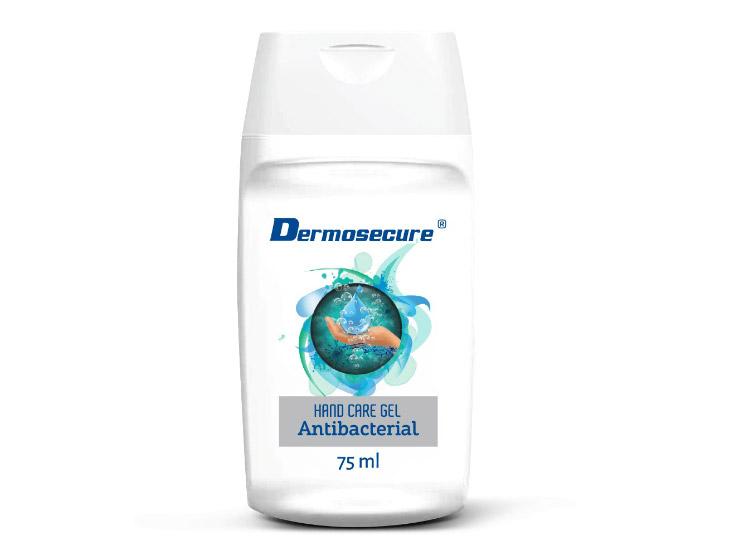 Dermosecure Hand Sanitiser Gel 75ml