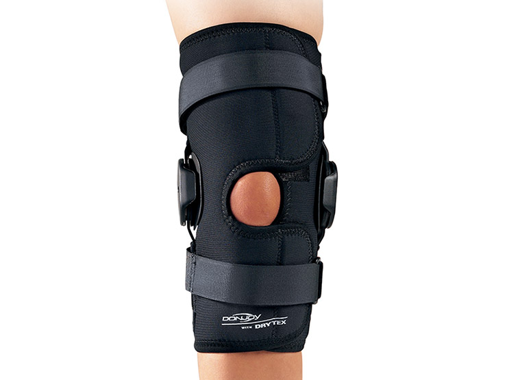 DonJoy® Drytex Deluxe Hinged Knee Brace