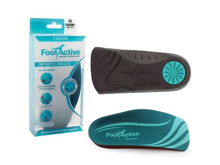 FootActive® Casual