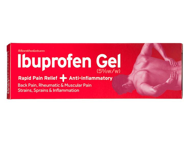 Ibuprofen Gel