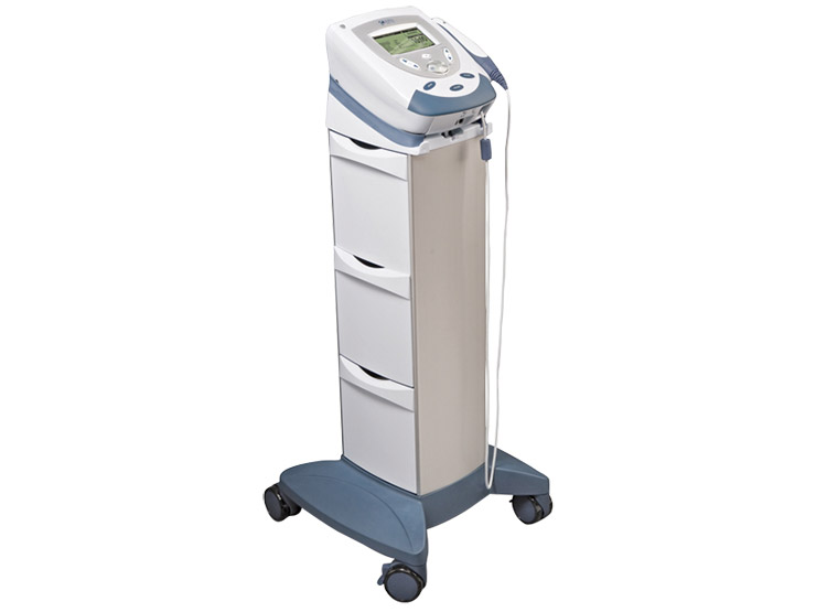 Chattanooga Intelect Therapy System Cart