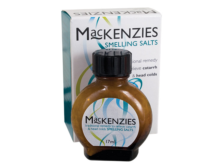 Mackenzies Smelling Salts