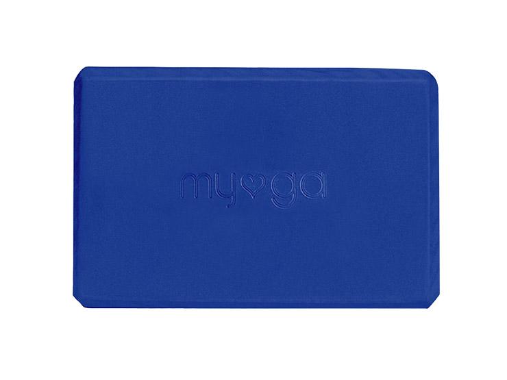 Yoga Brick Royal Blue
