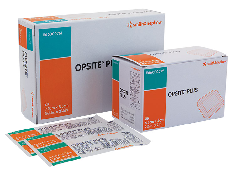 Opsite Plus Dressing Pads