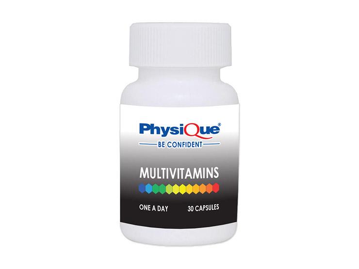 Physique Multivitamin 30 Capsules