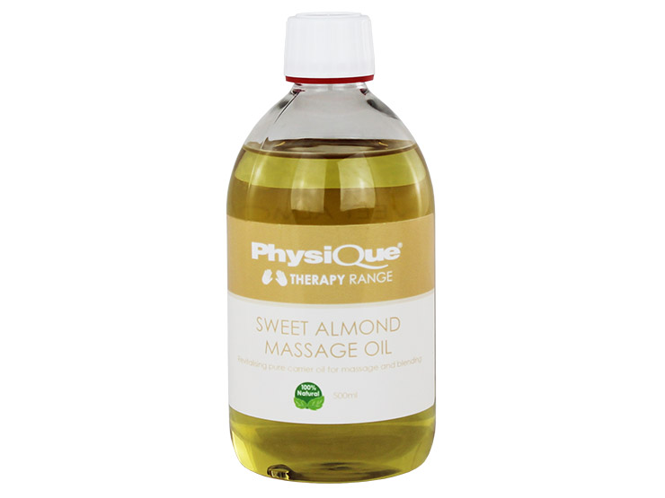 Physique Sweet Almond Massage Oil 500ml