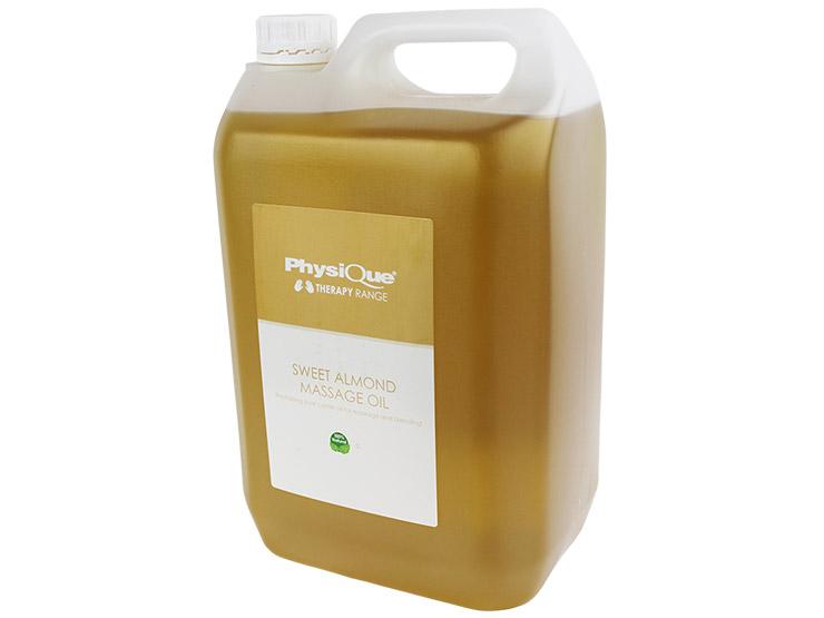 Physique Sweet Almond Massage Oil 5 Litre