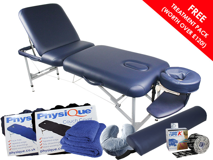 Physique Deluxe Therapy Couch
