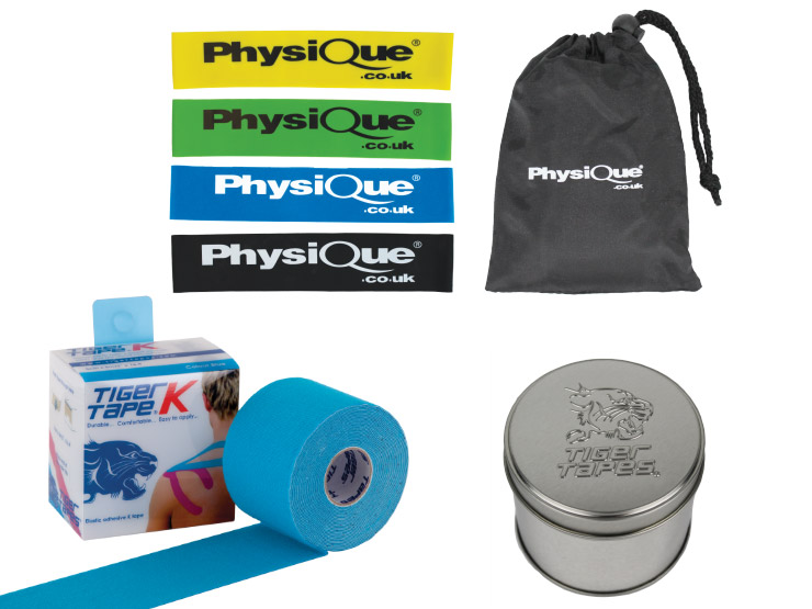 Physique Warm Up Pack