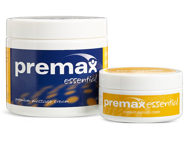 Premax Essential Massage Cream