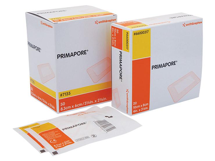 Primapore Dressing Pads