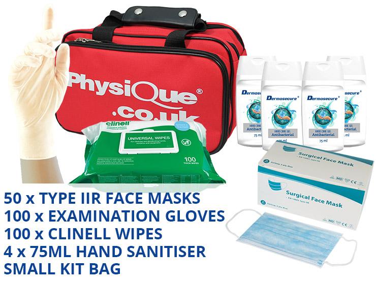 Physique PPE Kit | 48% OFF