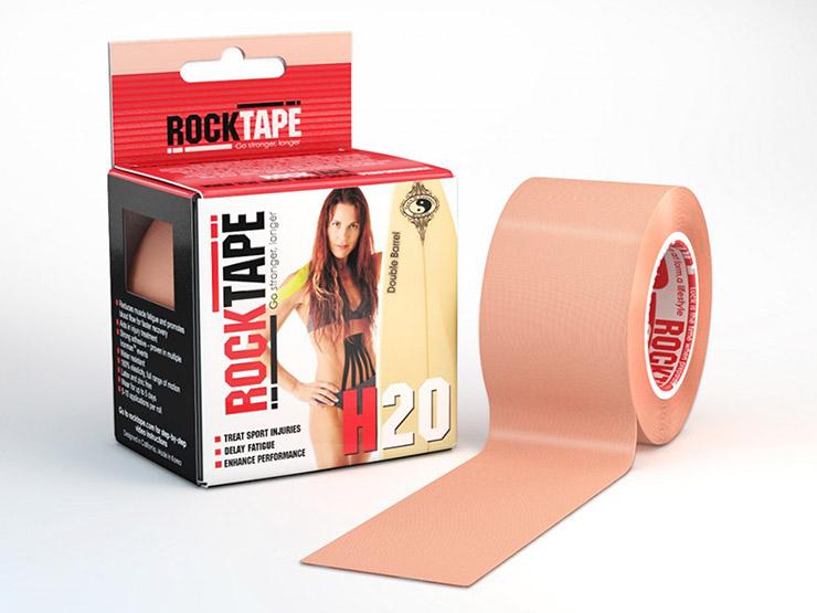 H2O Rocktape Kinesiology Tape 5cm x 5m