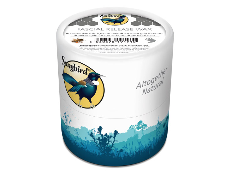 Songbird Fascial Release Wax