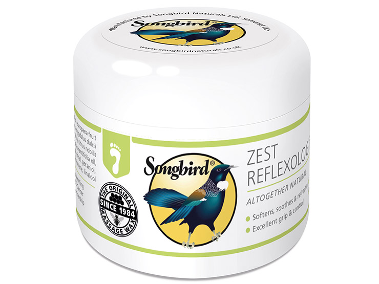 Songbird Zest Reflexology Wax