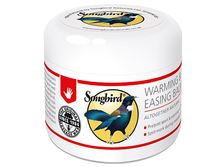Songbird Warming and Easing Balm
