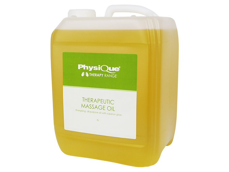 Physique Therapeutic Massage Oil 5 Litre