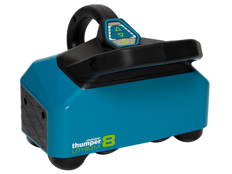Thumper Lithium8 Cordless Massager