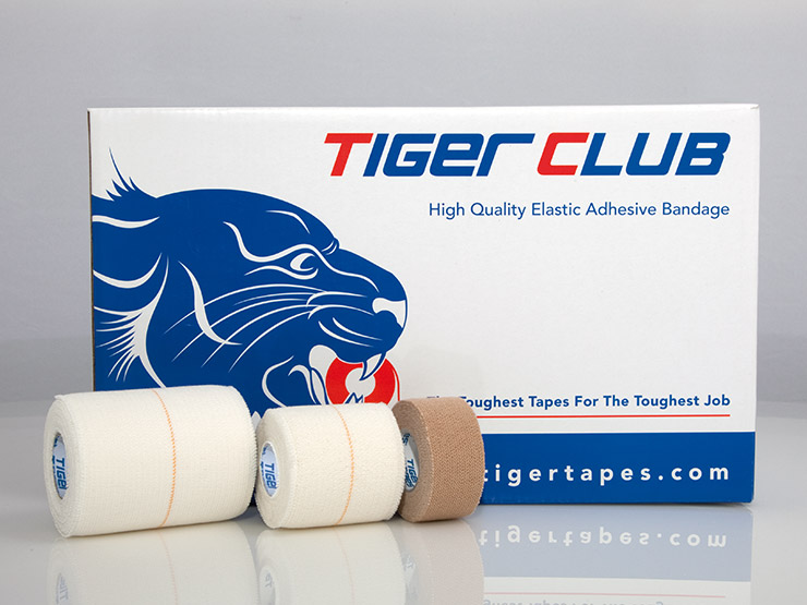 Tiger Club EAB Strapping