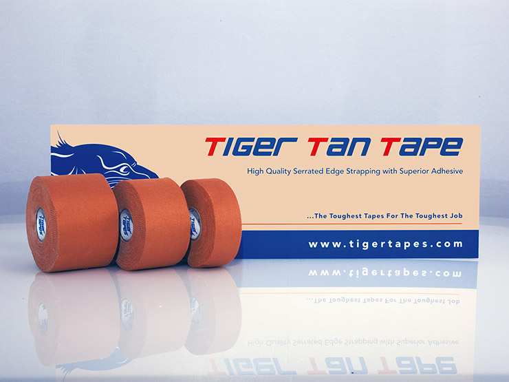 Tiger Tan Tape Z/O