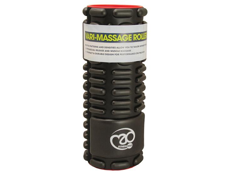 Vari-Massage Foam Roller