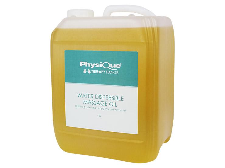 Physique Water Dispersible Massage Oil 5 Litre