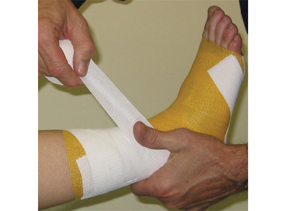 Athletic & Kinesiology Taping Workshop, Swansea - Sunday 19th June 2011