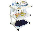 Physique Therapy Trolley
