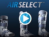 Aircast AirSelect Product Video Video