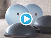 BOSU® PRO Balance Trainer Video