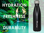 Physique Insulated Bottle 500ml