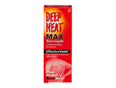 Deep Heat Max Strength Rub