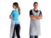 Disposable Apron with Ties Pack of 100
