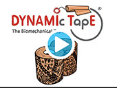 Dynamic Tape: A Biomechanical Way of Thinking Video