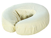 Fitted Cotton Face Rest Covers