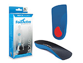 FootActive® Medical 3/4 Length Orthotics