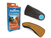 FootActive® Nature 3/4 Length Orthotics