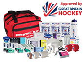 Hockey First Aid Kit Pro - Approved by GB Hockey