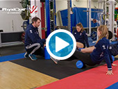 Physique Pro Foam Roller Exercises | Soft Tissue Release with GB Hockey Video